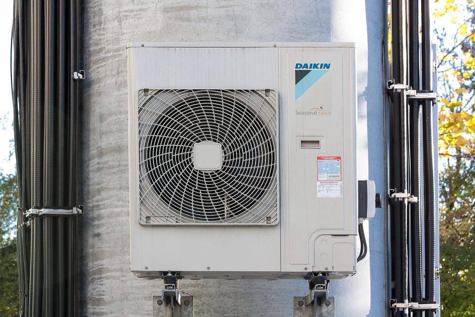 Daikin klimatizace